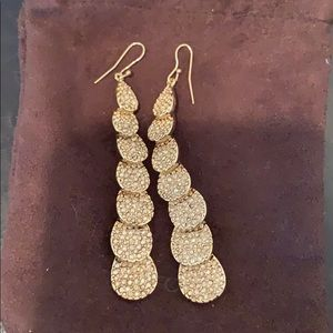 St John earrings